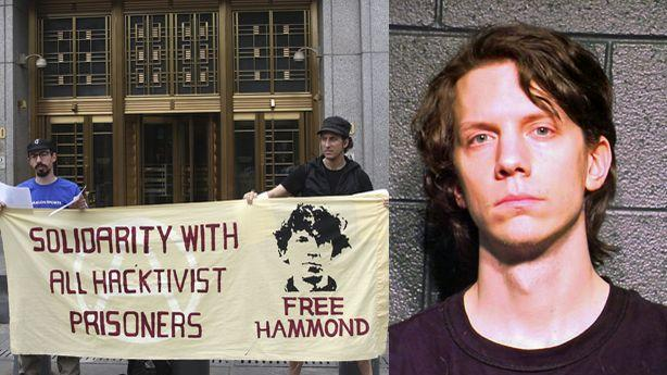 Anonymous Hacker Jeremy Hammond Sentenced to 10 Years in Federal Prison