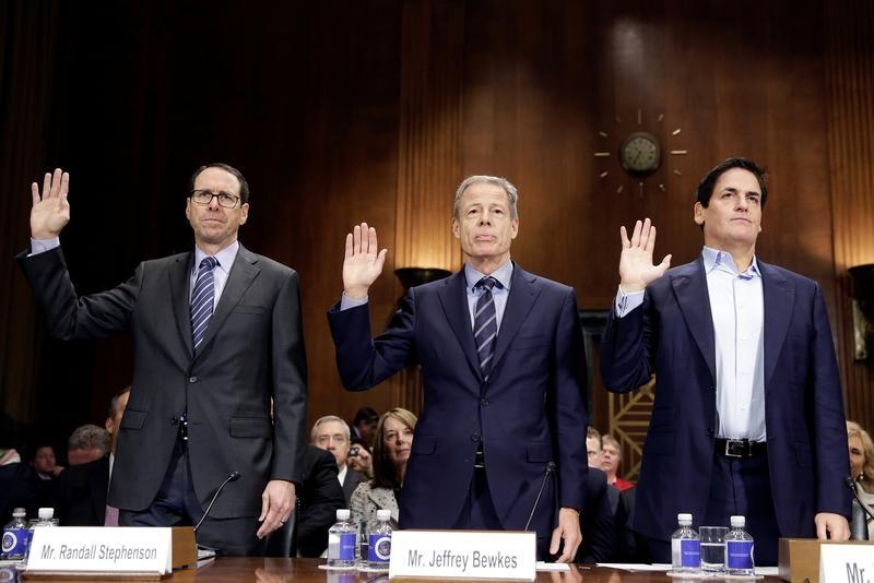 AT&T touts Time Warner merger at U.S. Senate hearing