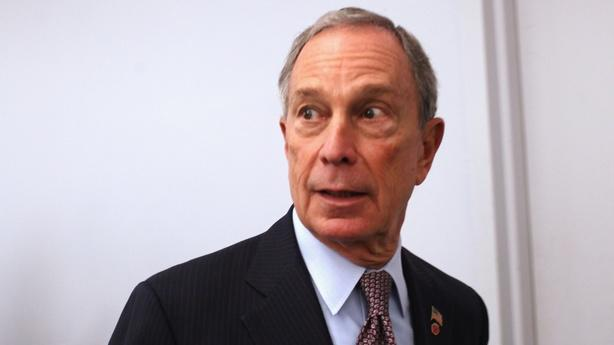 Bloomberg Tells Occupy Wall Streeters to Blame Congress