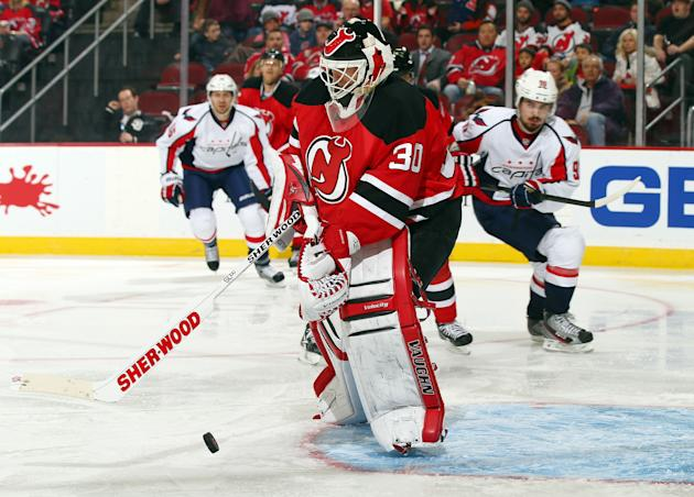 Washington Capitals v New Jersey Devils