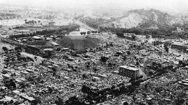 Recent China Earthquakes May Be Aftershocks of 1976 Quake