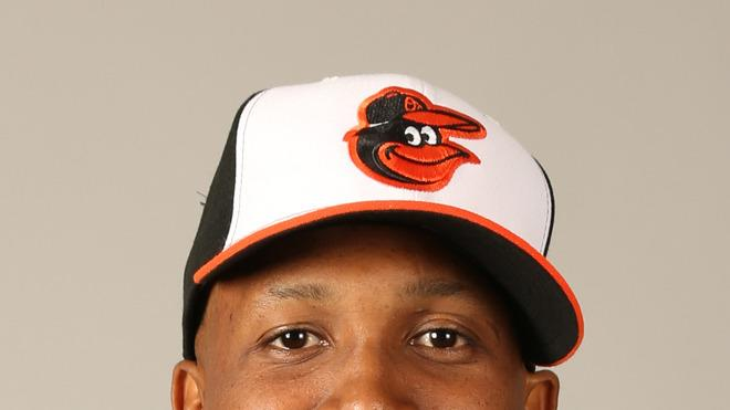 Pedro Strop Baseball Headshot Photo
