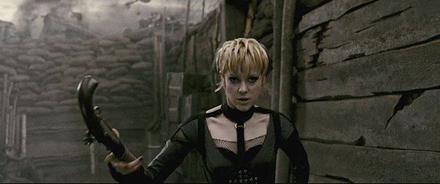 Sucker Punch Warner Bros Pictures 2011 Jena Malone