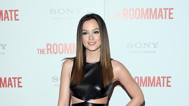 The Roommate LA Screening 2011 Leighton Meester
