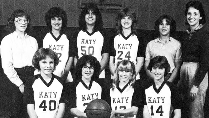 Celebs who played basketball in school