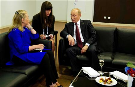 After Russia Talks, Clinton Sees Divisions On Syria