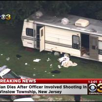 1 Dead In Police-involved Shooting In Winslow Township