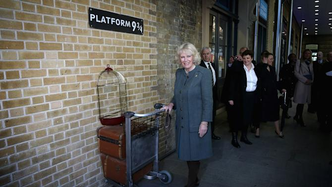 The Prince Of Wales And Duchess Of Cornwall Mark 150th Anniversary Of The Underground
