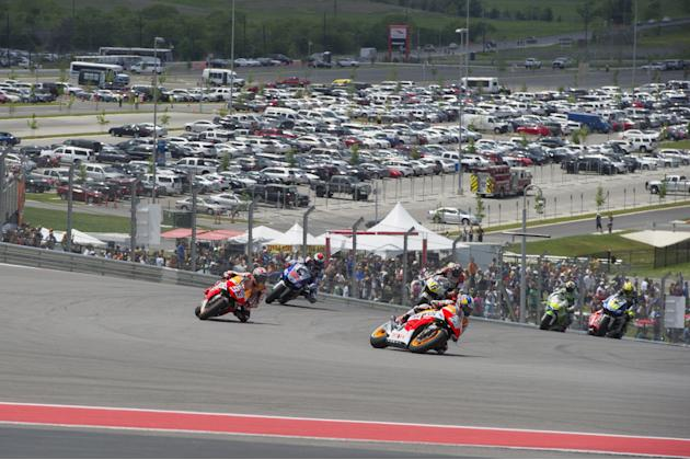 MotoGp Red Bull U.S. Grand Prix of The Americas - Race
