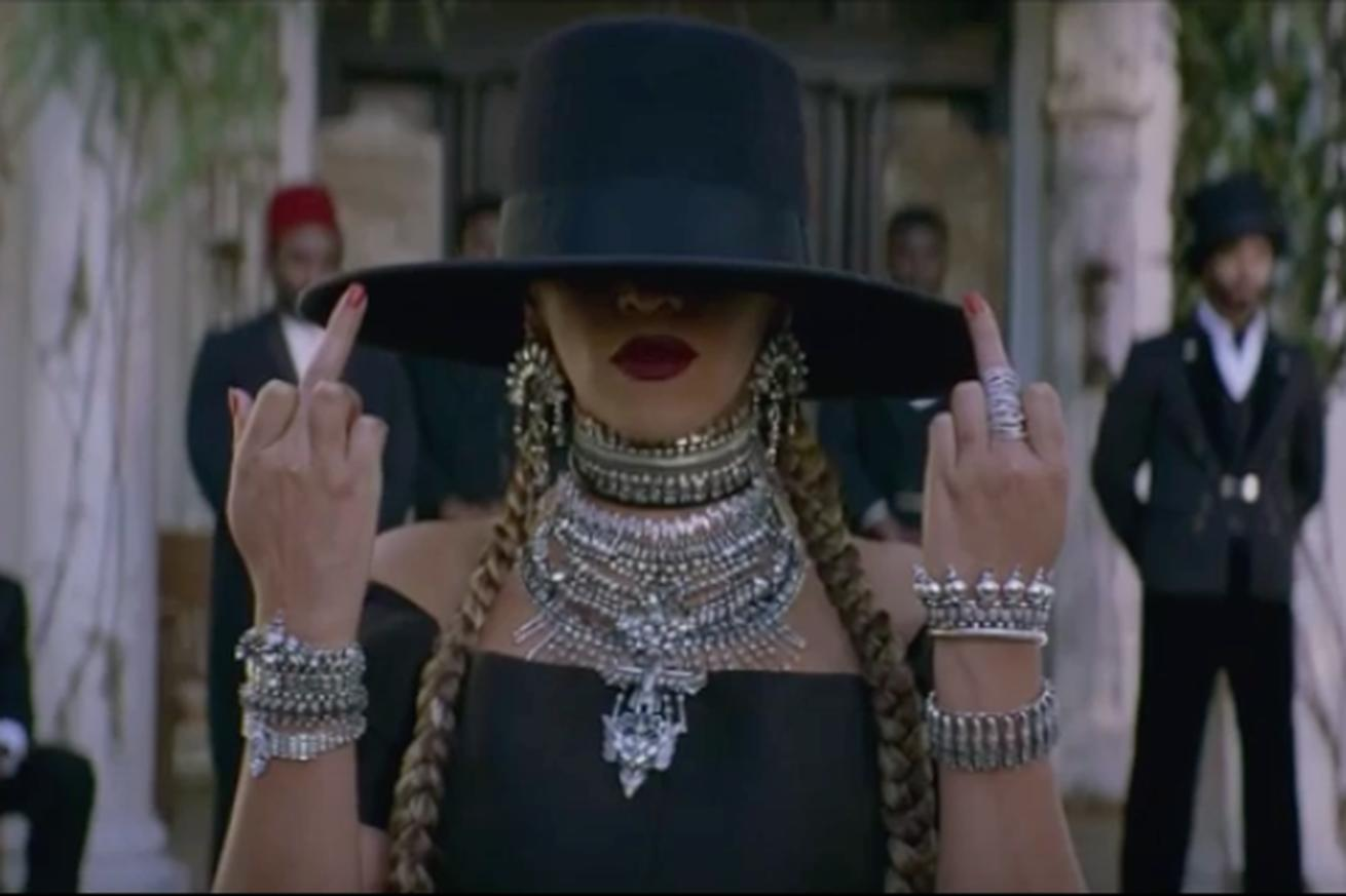 Listen: Beyoncé's new song 'Formation'