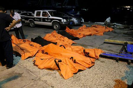 Libya arrests three suspected smugglers over migrant boat disaster