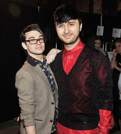 Christian Siriano, Brad Walsh Engaged: Project Runway Winner to Marry