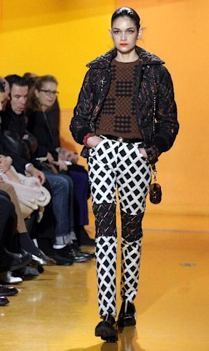 Fashion is for fun at Kenzo in Paris