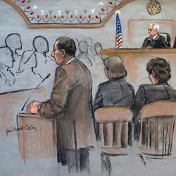Outsider's Look Inside Boston Marathon Bomber's Trial