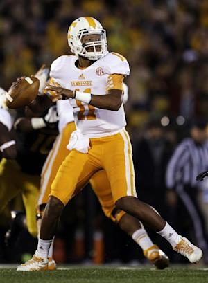 Vols' Dobbs eager to show how much he's learned