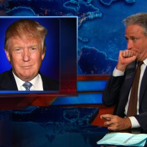 Jon Stewart Still Doesn't Like Donald Trump