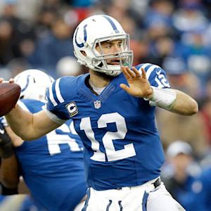 Wk 17 Can't-Miss Play: Luck breaks Manning's record