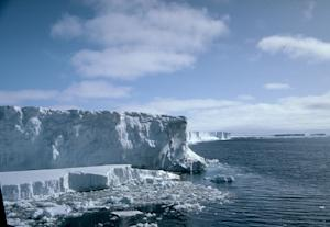 Melt from Below Helping Shrink Antarctic Glaciers
