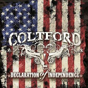 "This CD cover image released by Average Joe's Entertainment shows the latest release by Colt Ford, ""Declaration of Independence."" (AP Photo/Average Joe's Entertainment)"