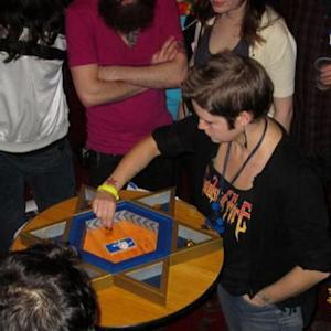Are your spinning skills good enough to play major league dreidel?