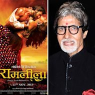 'Ram Leela' Trailer Finds A Fan In Amitabh Bachchan