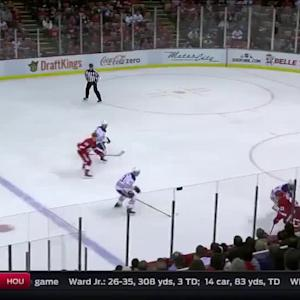 Edmonton Oilers at Detroit Red Wings - 11/27/2015
