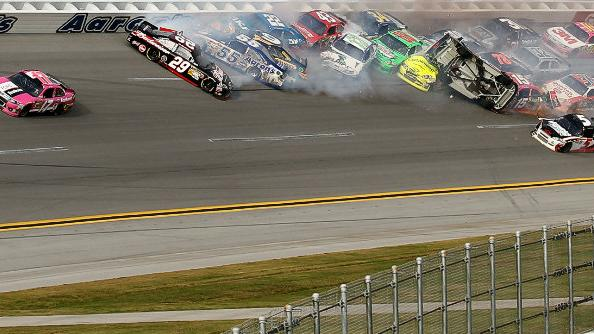 Caraviello: Talladega's Big One is just around the corner