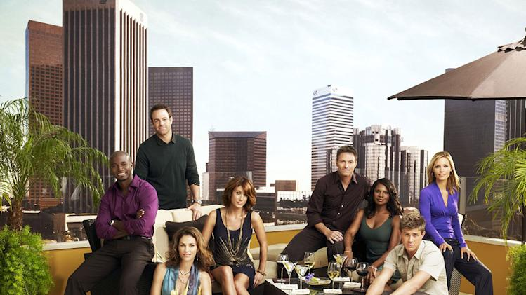 "The cast of ""Private Practice"""