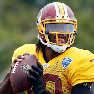 How will Washington Redskins quarterback RGIII develop this season?