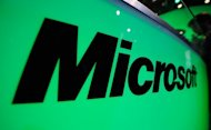 US technology giant Microsoft on Thursday reported a 19 percent year-on-year increase in profit despite contending with the fast-declining personal computer market