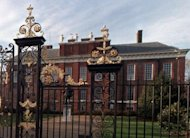 Prince William and new bride Catherine will within the coming months move into Kensington Palace (pictured), the London residence once shared by the prince and his late mother Diana, according to St James's Palace