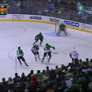 Kari Lehtonen Save on Devante Smith-Pelly (12:38/1st)
