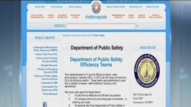 DPS announces planned 'efficiency teams'
