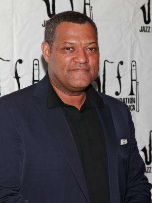 Laurence Fishburne attends A Great Night In Harlem 10th Anniversary at The Apollo Theater in New York City on May 19, 2011  -- Getty Premium