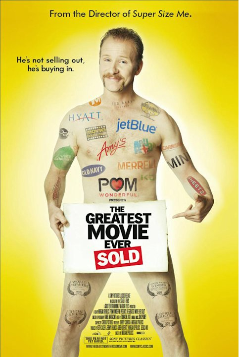 The Greatest Movie Ever Sold Poster Production Stills Sony Pictures Classics 2011