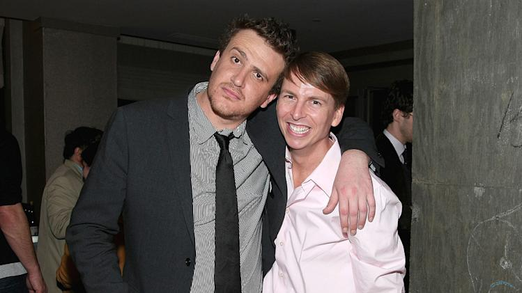 I Love You Man NY screening 2009 Jason segel Jack McBrayer