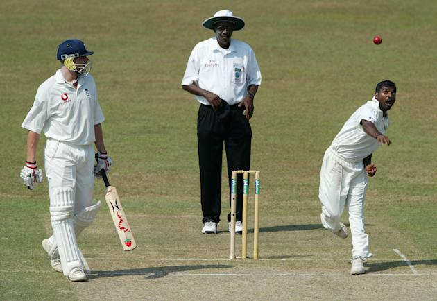 Sri Lanka England Third Test