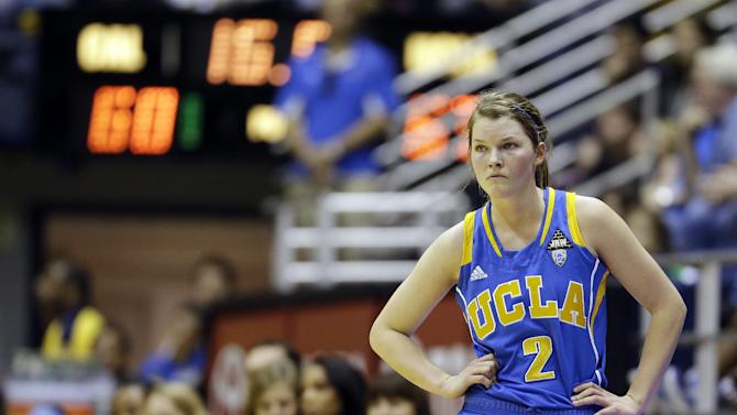 UCLA's Kari Korver to miss basketball season