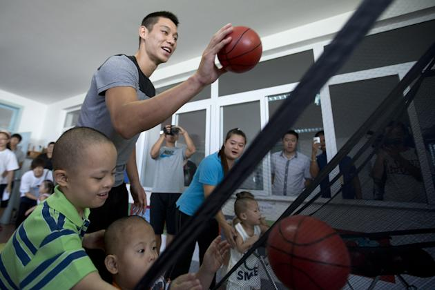 China Basketball Lin