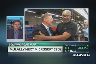 The hunt for Microsoft's next CEO