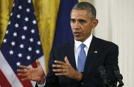 Obama says U.S. has to 'do something' about guns after Colorado shooting