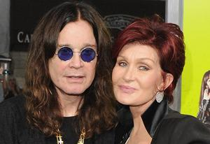 Ozzy Osbourne and Sharon Osbourne | Photo Credits: Jon Kopaloff/FilmMagic