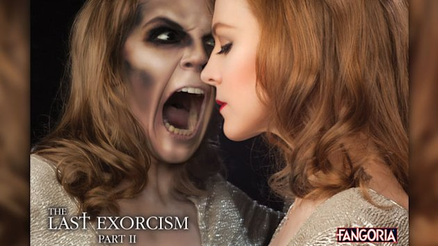 Bell Faces Her Demon in 'Last Exorcism Part II'