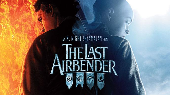 Dev Patel Noah Ringer The Last Airbender Poster Production Stills Paramoun 2010
