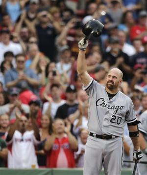 Gonzalez powers Red Sox to 5-1 win over White Sox