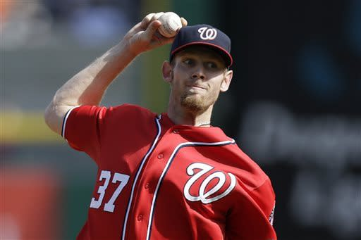 Nationals get 3 sac flies, beat Pirates 5-4