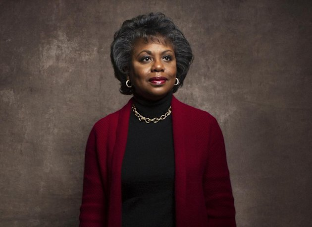 Anita Hill poses for a portrait during the Sundance Film Festival on Friday, Jan. 18, 2013, in Park City, Utah. Hill made national headlines in 1991 when she testified that then-Supreme Court nominee Clarence Thomas had sexually harassed her. Now, more than 20 years later, director Freida Mock explores Hill&#39;s landmark testimony and the resulting social and political changes in the documentary &quot;Anita,&quot; premiering Saturday at the Sundance Film Festival. (Photo by Victorial Will/Invision/AP)