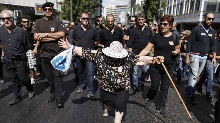 Greek workers start 48-hour public sector strike