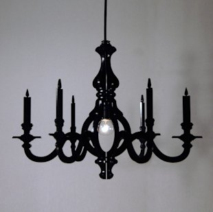 Nocturne Chandelier 