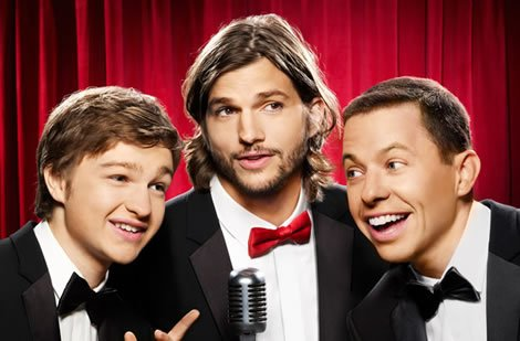 'Two and a Half Men' Renewed&nbsp;&hellip;